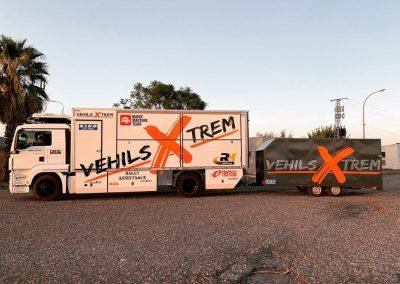 Rally Assitance Vehils Xtrem - 06